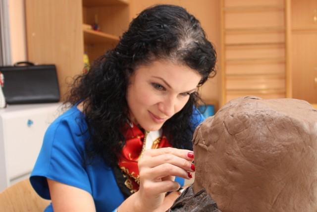Fondo vadovė Marija Dunbickienė.