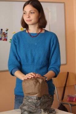 Fondo psichologė Rugilė Kazlauskaitė