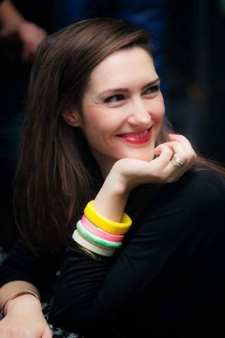 Fondo garbės ambasadorė Goda Jokubaitienė